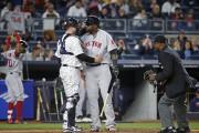 Grâce à la technologie, les arbitres du baseball... (AP) - image 5.0