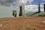 Le pavillon Pierre Lassonde compte 35 000 pieds... (Photothèque Le Soleil, Patrice Laroche) - image 3.0