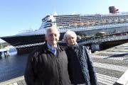 André McClure et Françoise Côté... (Photo Le Quotidien, Rocket Lavoie) - image 2.0