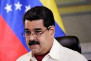 Le président duVenezuela,Nicolas Maduro... (PHOTO Marco Bello, REUTERS) - image 2.0