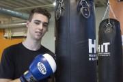 Alexis Grenier, du Club de boxe de Shawinigan.... (Stéphane Lessard, Le Nouvelliste) - image 1.1