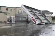 Nassau, aux Bahamas, a été frappé par l'ouragan... (AP, Tim Aylen) - image 2.0