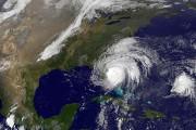 Matthewa un peu faibli jeudi soir et est... (Photo fournie par le centre américain de surveillance des ouragans) - image 5.0