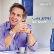 Sas Agapo, d'Alain Lefèvre... (Image fournie parAnalekta) - image 1.0