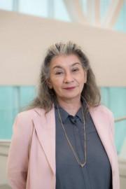 Jacqueline Munck, commissaire de l'exposition Pierre Bonnard... (Photo Idra Labrie, fournie par le MNBAQ) - image 1.0