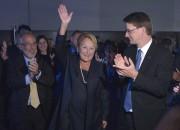 L'ex-première ministre PaulineMarois a fait son entrée en... (Le Soleil, Yan Doublet) - image 2.0