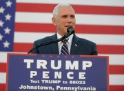 Mike Pence... (AP, John Rucosky/The Tribune-Democrat) - image 2.0