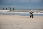La vie reprenait tranquillement son cours à Jacksonville,... (Photo Ninon Pednault, La Presse) - image 1.0