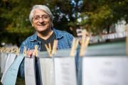 Le président du Festival international de la poésie... (Olivier Croteau, Le Nouvelliste) - image 1.0