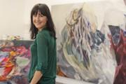 L'artiste visuelle Mélanie Authier... (Patrick Woodbury, Archives LeDroit) - image 8.0