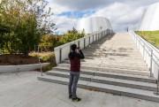 Un touriste immortalise le Planétarium de Montréal, qui... (PHOTO ULYSSE LEMERISE, COLLABORATION SPÉCIALE) - image 1.1