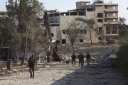 Depuis le début le 22 septembre de l'offensive... (AFP) - image 2.0
