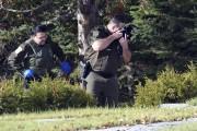 Les enquêteurs ont été dépêchés sur les lieux... (Photo Le Quotidien, Rocket Lavoie) - image 2.0