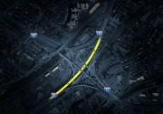 A20 est vers A720 est: fermeture partielle (1... - image 1.0