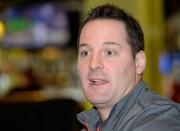 Mathieu Darche,président dela Ligue de hockey préparatoire scolaire... (Photo Jean Marie Villeneuve, Le Soleil) - image 2.0