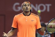 L'Australien Nick Kyrgios... (archives Associated Press) - image 2.0