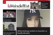 La nouvelle de l'arrestation de la Granbyenne Mélina... (capture d'écran) - image 1.0