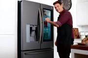 Le réfrigérateur Instaview Porte dans la porte possède... (PHOTO FOURNIE PAR LG ELECTRONICS CANADA) - image 2.0