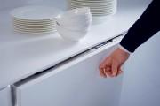 La porte du lave-vaisselle Knock2open, de Miele, s'ouvre... (PHOTO FOURNIE PAR MIELE CANADA) - image 3.0