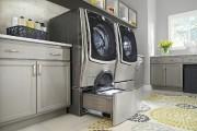 LG Electronics a intégré une deuxième laveuse dans... (PHOTO FOURNIE PAR LG ELECTRONICS CANADA) - image 4.0