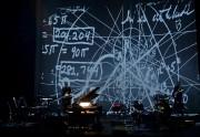 Officiant au piano, dos au public, Einaudi était... (Le Soleil, Erick Labbé) - image 2.0