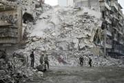 Selon les Nations Unies et l'Union europénne, la... (AFP, Karam Al-Masri) - image 4.0