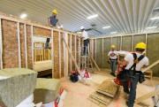 Dans l'immense atelier du Centre de formation professionnelle... (PHOTO FRANÇOIS ROY, LA PRESSE) - image 2.0