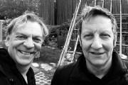 Marc Labrèche et Robert Lepage se sont prêtés... (PHOTO FOURNIE PAR MARC LABRÈCHE) - image 2.0
