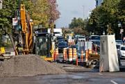 Les travaux sur l'avenue Papineau qui alourdissent la... (PHOTO PATRICK SANFAÇON, LA PRESSE) - image 1.0