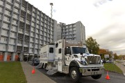 La police de Québec a déployé son poste... (Le Soleil, Pascal Ratthé) - image 2.0