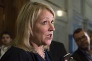 La ministre responsable de la Condition féminine, Lise... (La Presse Canadienne, Jacques Boissinot) - image 4.0