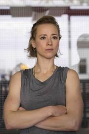 Karine Vanasse (ici dans la première saison de... (Véro Boncompagni, fournie par Club Illico) - image 2.0