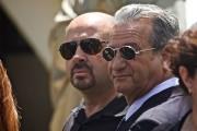 Frank Cuffaro et Vincenzo Spagnolo ont assisté plus... (Photo Andre Pichette, La Presse) - image 1.0