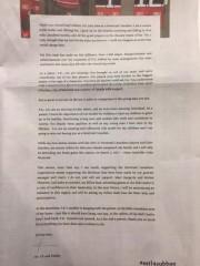 La lettre du DrCharles Kowalski publiée jeudi dernier... (Photo tirée de Twitter (@mckennaconor)) - image 1.0