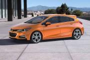 La Chevrolet Cruze à hayon, elle, est compatible... - image 2.0