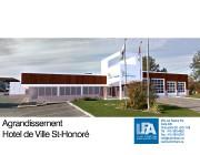 L'hôtel de ville de Saint-Honoré se refait une... - image 2.0