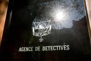 Derrière cette enseigne sibylline, rue Saint-Denis, se déploie... (Photo François Roy, La Presse) - image 2.0