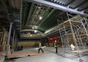 Les travaux à l'extérieur de l'édifice devraient être... (Simon Séguin-Bertrand, LeDroit) - image 2.0