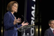 La candidate démocrate CatherineCortez-Masto... (Archives AP) - image 17.0