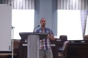 Le coordonnateur au Groupe actions solutions pauvreté (GASP),... (Catherine Trudeau, La Voix de l'Est) - image 1.0