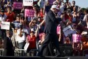 Le Mur est un mot que Donald Trump... (AP, Evan Vucci) - image 6.0