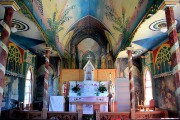 The Painted Church... (PHOTO AUDREY RUEL-MANSEAU, LA PRESSE) - image 4.0