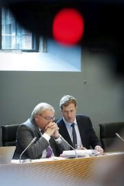 Le président du parlement de Wallonie, André Antoine,... (AFP, Bruno Fahy) - image 4.0