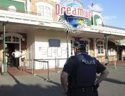 Le parc d'attractions Dreamworld est situé sur la... (AFP, Tertius Pickard) - image 2.0