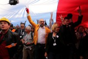 Mateusz Kijowski, fondateur duComité de défense de la... (Photo Slawomir Kaminski, Agencja Gazeta/Reuters) - image 1.0