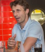 Pour le cycliste Pierre-Olivier Boily, l'objectif est ambitieux,... - image 1.0