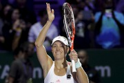 L'Allemande Angelique Kerber... (Wong Maye-E, Associated Press) - image 2.0