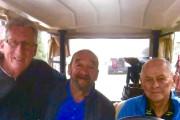 RAYMOND ROCHEFORT, DENIS SCARPINO et DELPHIS MARTIN.... - image 5.0