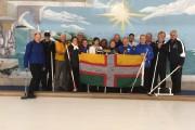 Les membres du Club de curling Kénogami ont... (Photo courtoisie) - image 1.0