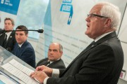 Serge Simard, député de Dubuc... (Archives Le Quotidien) - image 2.0